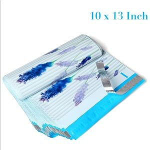 10x13 water resistant poly self adhesive
